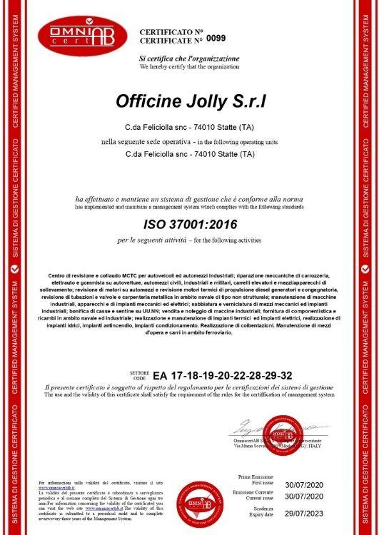 ISO-37001-2016-CERT