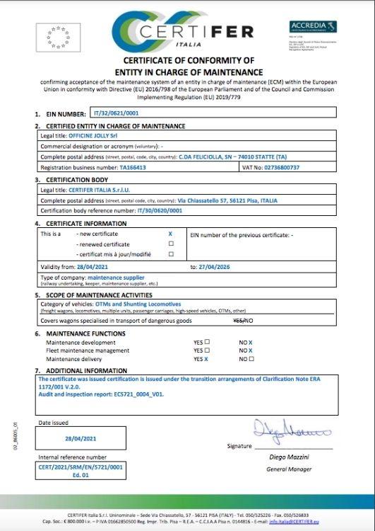 certificato-conformità-per-funzioni-di-manutenzione-english